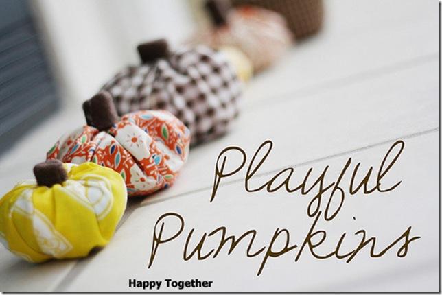 pumpkins, happy Together copy