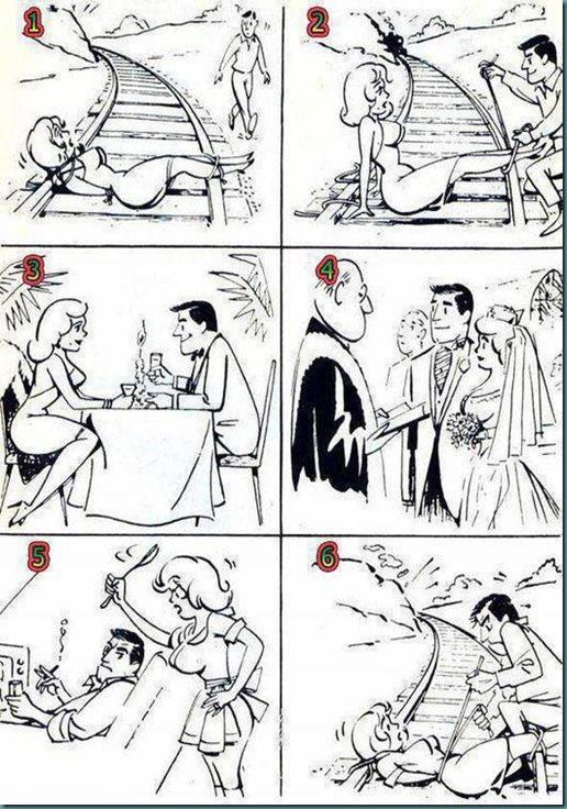 a evolução do amor