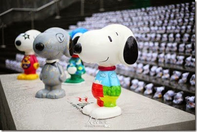 Snoopy at Pearl Square , IFC Mall, LuJiaZui, Shanghai 史努比。上海 13
