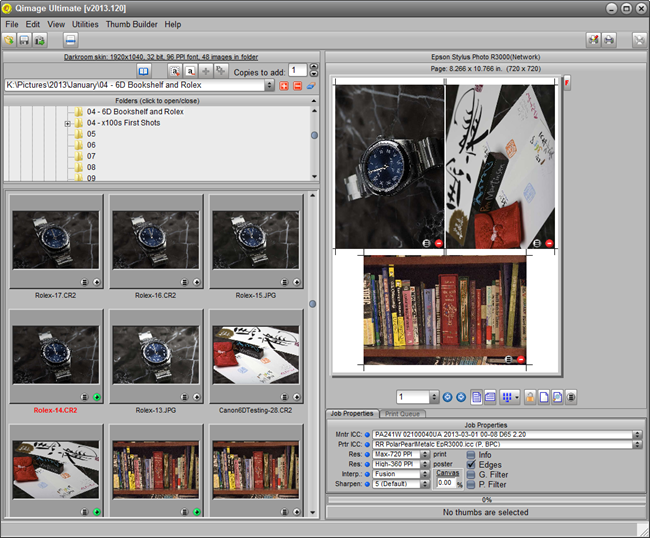 QImage 2013 - Makes Print Layout Easy