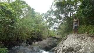 Wanderung im Koroyanitu National Heritage Park.