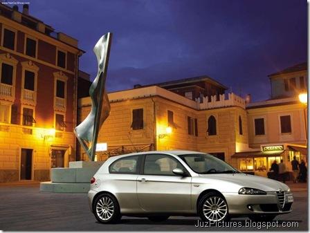 Alfa Romeo 147 3door (2004)4