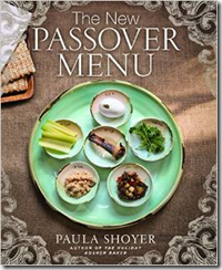 cover, The New Passover Menu, by Paula Shoyer