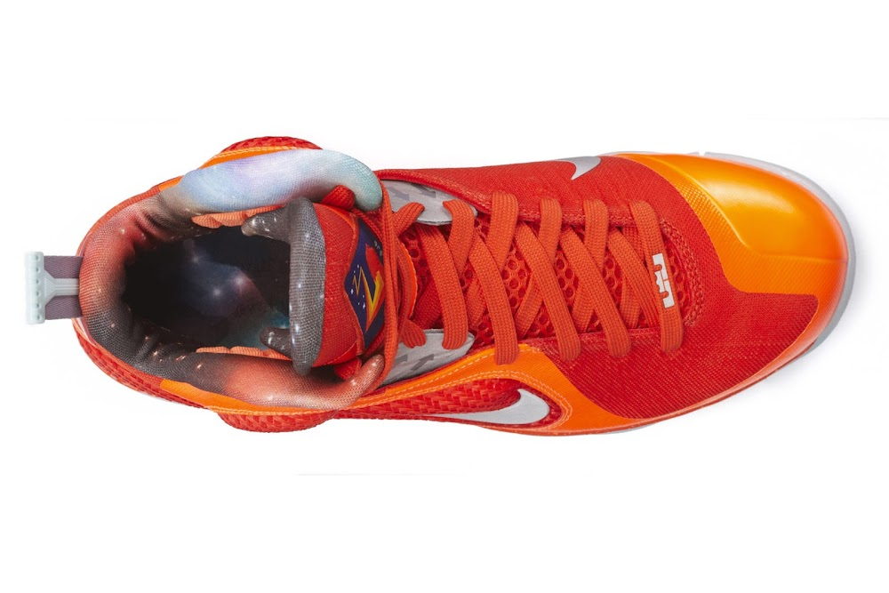 nike basketball introduces 2012 allstar game shoe for