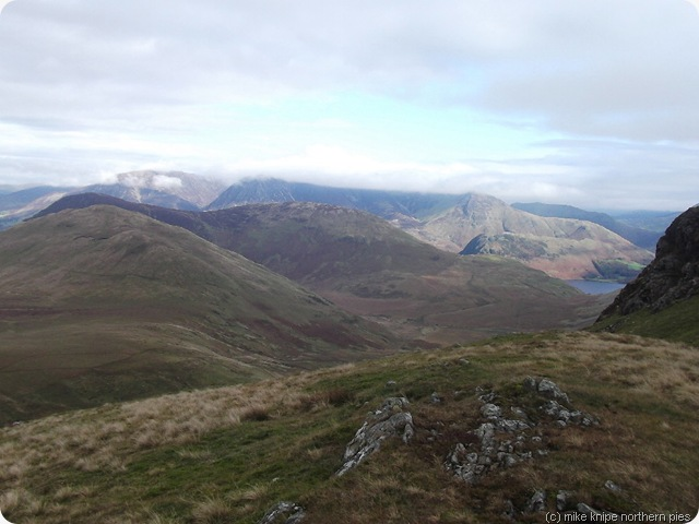 grasmoor and buttermere fells