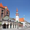 Munich en Bavière