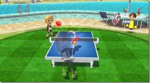 Ping Pong pode ser desafiador.