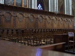 2011.10.16-024 stalles de la cathédrale sainte-Croix