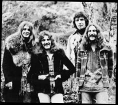 Black Sabbath sometime between 1969 and 1979