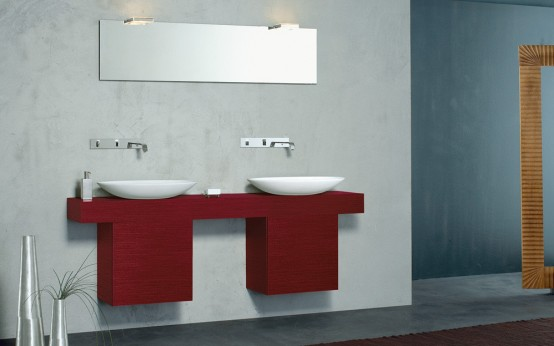 Extraordinary Bathroom Mirrors -modern designs-