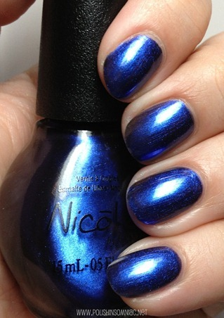 Nicole by OPI What's the Mitch-uation