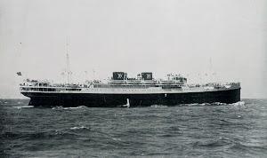 El CABO SAN AGUSTIN en navegación. THE MOTOR SHIP. 1931.jpg