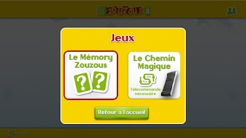 Screenshot of Zouzous pour Google TV