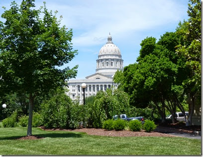 Jefferson MO Capitol