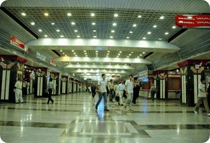 Tehran-Subway