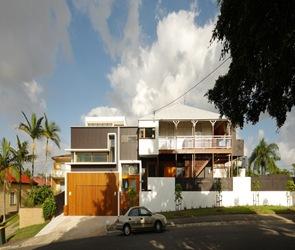 arquitectura de casa moderna