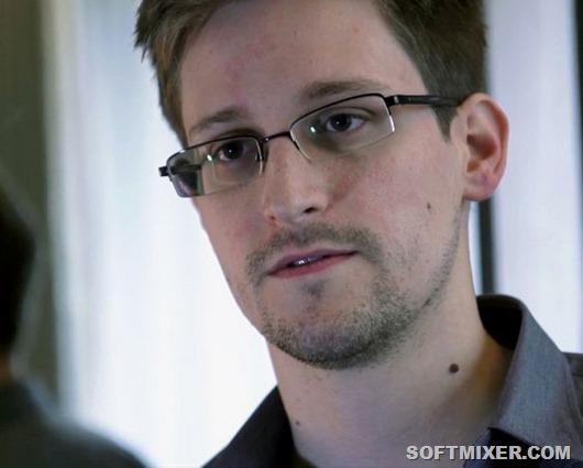 Edward Snowden Crop