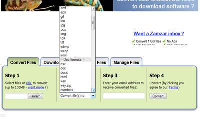 เวบไซต์แปลงไฟล์ pdf to word