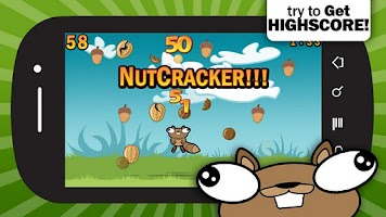 Screenshot of Noogra Nuts - The Squirrel