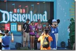 Disneyland Half Marathon 55