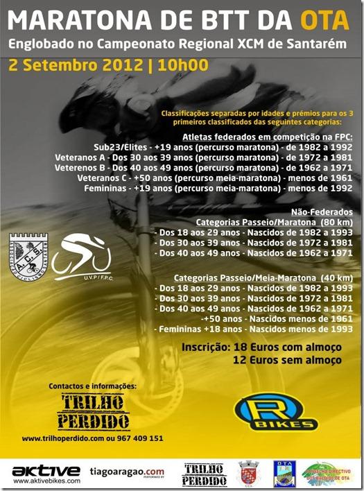Maratona de BTT da Ota - 02.SET.2012
