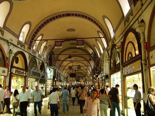 اسواق اسطنبول بالصور