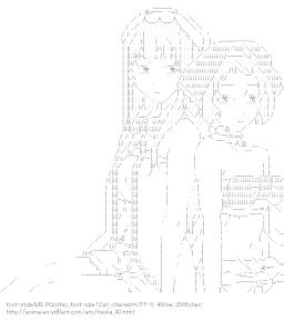 [AA]Chitanda Eru & Ibara Mayaka (Hyoka)
