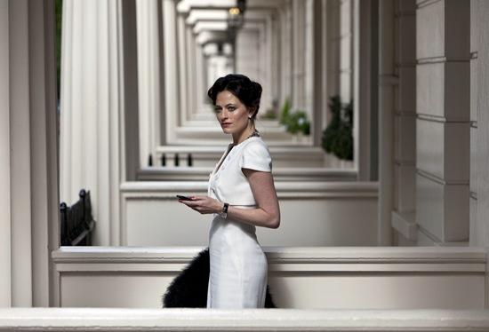 BBC Sherlock Lara Pulver is Irene Adler