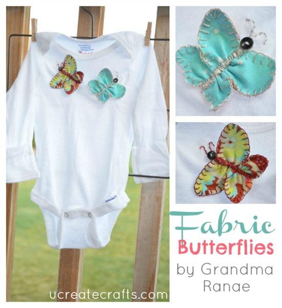 Butterfly Onesie ucreateparties.com