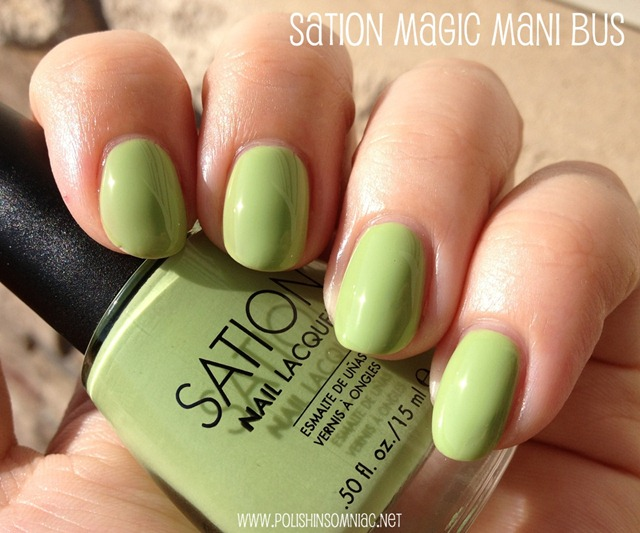 Sation Magic Mani Bus