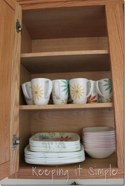 corelle dishware happy days (6)
