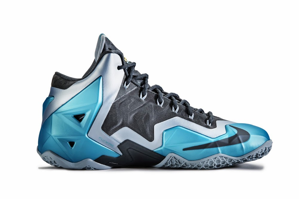 Nike Unveils LEBRON 11 Gamma Blue. Confirms 11/16 Launch ...
