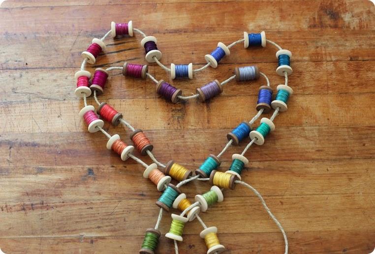 spool and thread garland from alwaysinwonder (7)