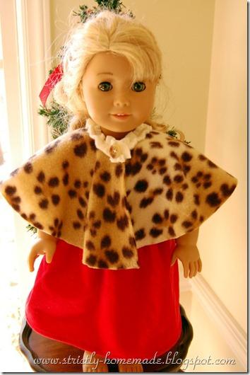 Doll Cape 2