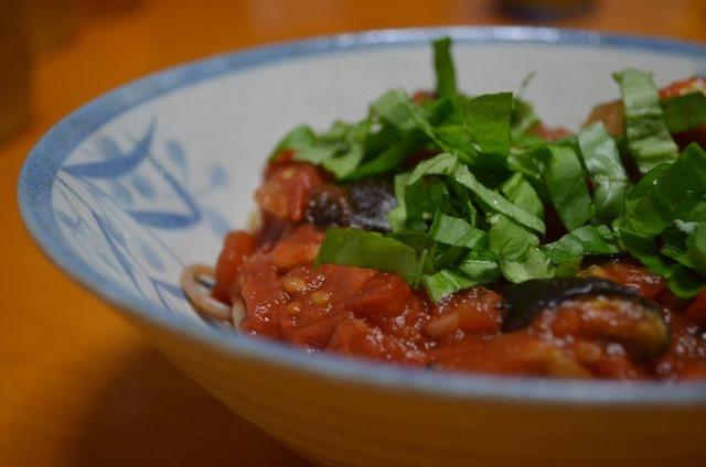 2013-08-19 Dinner with Kana 001