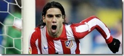 Falcao vs Athletic