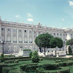 50.- Juvara y Sachetti. Palacio Real (Madrid)