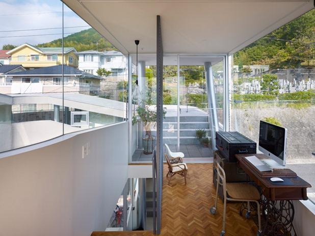 toda house by kimihiko okada 8