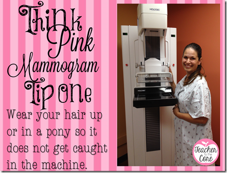 5 Tips for making your mammogram great (2)