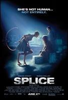 Splice - poster