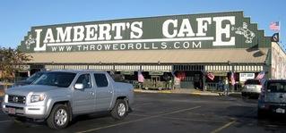 Lamberts Cafe 2
