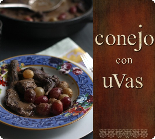 conejo-con-uvas