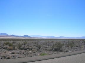 046 - Desierto entre California y Nevada.JPG