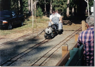 17 Pacific Northwest Live Steamers in 1998