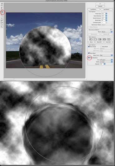 Cara Membuat Efek Perisai Udara Dengan Photoshop9