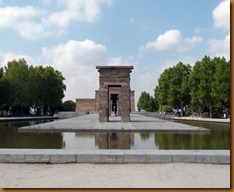 Madrid Debod N