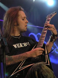 Cool Alexi Laiho HairStyle
