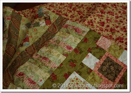 2010 Sister's Quilt 2