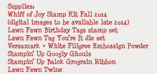 mish mash halloween supplies