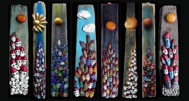 Из стеклянных камушков своими руками фото фото 742